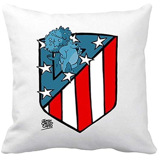 Diver Bebé Cojín con Relleno Atlético de Madrid Atleti Oso y ...