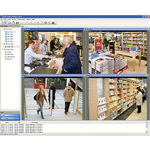 (AXIS Camera Station 4 license base pack eLicense)