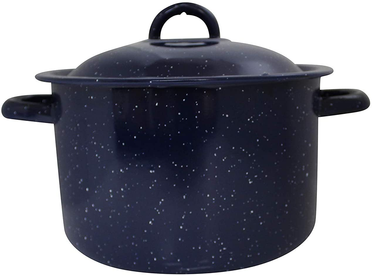 Cordon Green Deep Stock Cooking Pot With Lid Stew Soup Casserole Boiling 14.3L