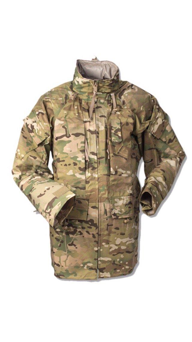 Military Multicam OCP APECS Parka (X-Large)