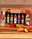 Roadhouse 7 Hot Sauce Assortment