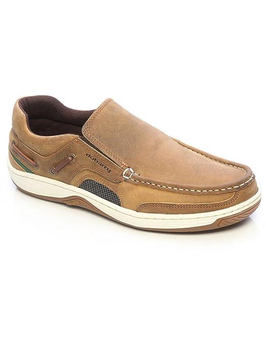Dubarry, Scarpe da barca uomo marrone Brown 45