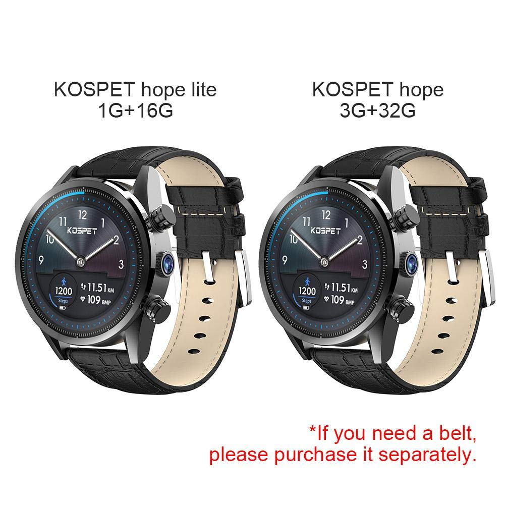 Amazon.com: Mens Smart Watch,4G IP67 Waterproof ...