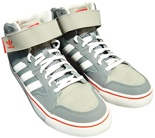 Adidas Varial II MID C76960 grau weiß