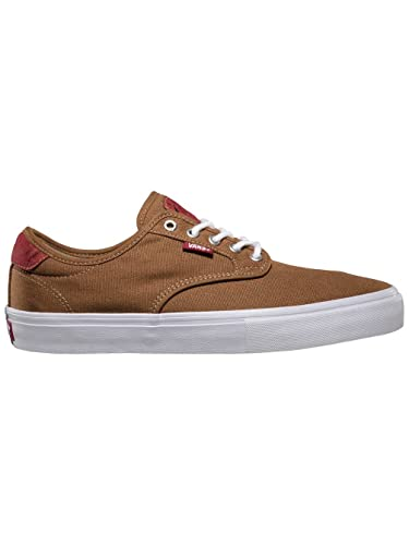 8bde7af895 Image Unavailable. Image not available for. Color  Vans Chima Ferguson Pro  Mens Skate Shoe- Cork rubber red.