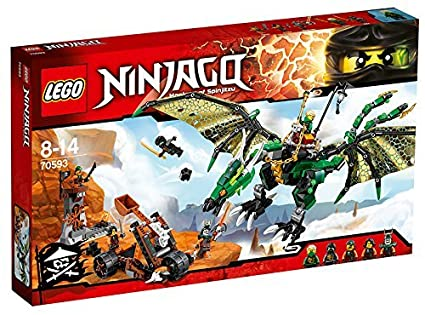 Amazon.com: LEGO (LEGO) Ninja Go Lloyd Element Dragon of ...