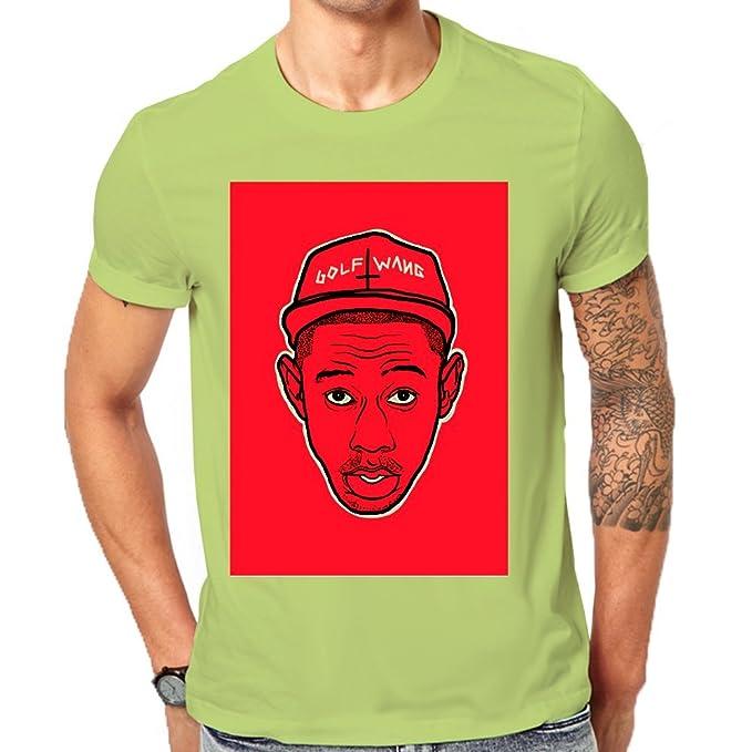8c2be2a0e5bf Golf Wang Tyler The Creator Antichrist Red T-Shirt Men s Classic T-Shirt XX