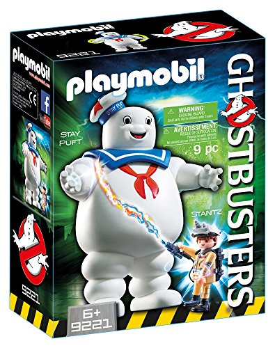 PLAYMOBIL Ghostbusters Stay Puft Marshmallow Man (Ghostbuster Accessories)