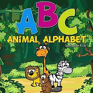 ABC Animal Alphabet Audiobook