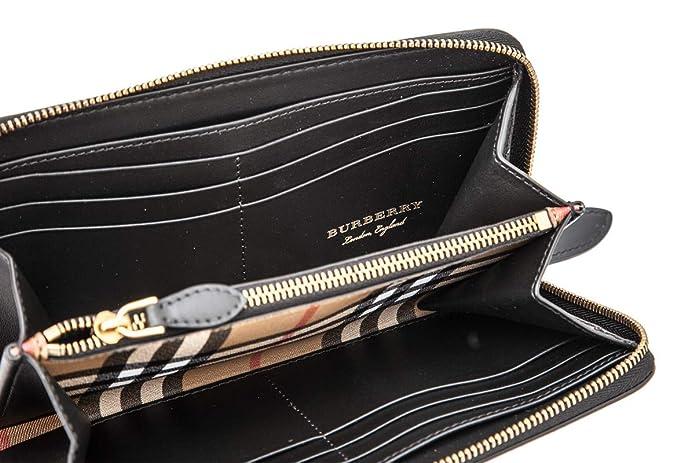 c8e1a30d3739 Amazon | (バーバリー)BURBERRY 布の、カーフレザー 長財布 レディース 新品 | BURBERRY(バーバリー) | 財布