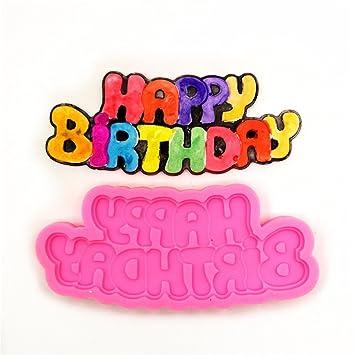 Prime Happy Birthday Cake Molds Runloo Design Fondant Soap Molds Personalised Birthday Cards Sponlily Jamesorg