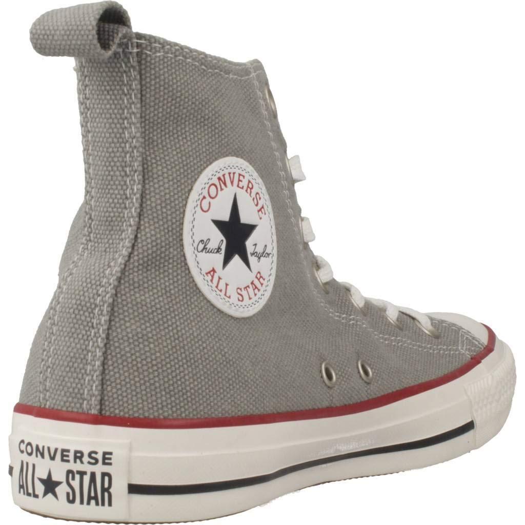 Converse All All All Star Hi Herren Turnschuhe Grau  07df9c