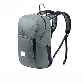 MRSLIU Bolsa De Viaje Ultraligero Packable Mochila para Hombres Mujeres, Ligero 25L Impermeable para Escalar