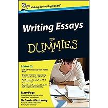 Essay Writing For Dummies