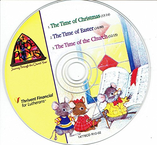 The Time of Christmas/The Time of Easter/The Time of the Church