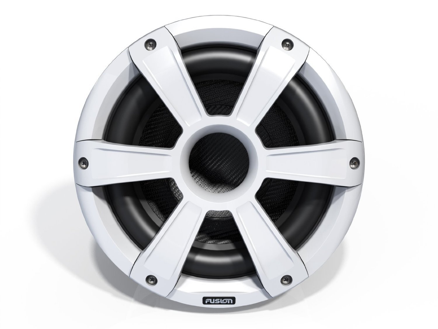 Fusion Entertainment SG-SL10SPW 450W Sports Marine Subwoofer with LED, White, 10' [並行輸入品] B01HONRZTO