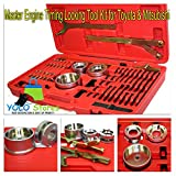 Master Engine Timing Locking Tool Kit For Toyota and Mitsubishi Cam Belts Crank Shaft By YOLO Stores