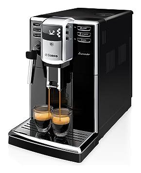 Saeco hd8911/02 Incanto de la potencia Cafetera automática (1850 W: Amazon.es: Hogar