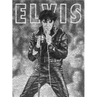 Bv Leisure Photomosaics Elvis 1000 Piece Jigsaw Puzzle By Bv Leisure Ltd