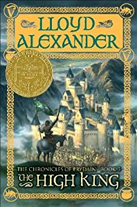 The High King: The Chronicles of Prydain, Book 5