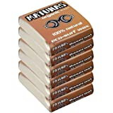 Open Road Goods Organic Surf Wax - Matunas 5 Pack, 10 Pack, 36 Pack, 72 Pack Case - Matunas Surf Wax - Base Coat - Warm…