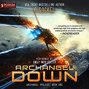 Archangel Down Audiobook