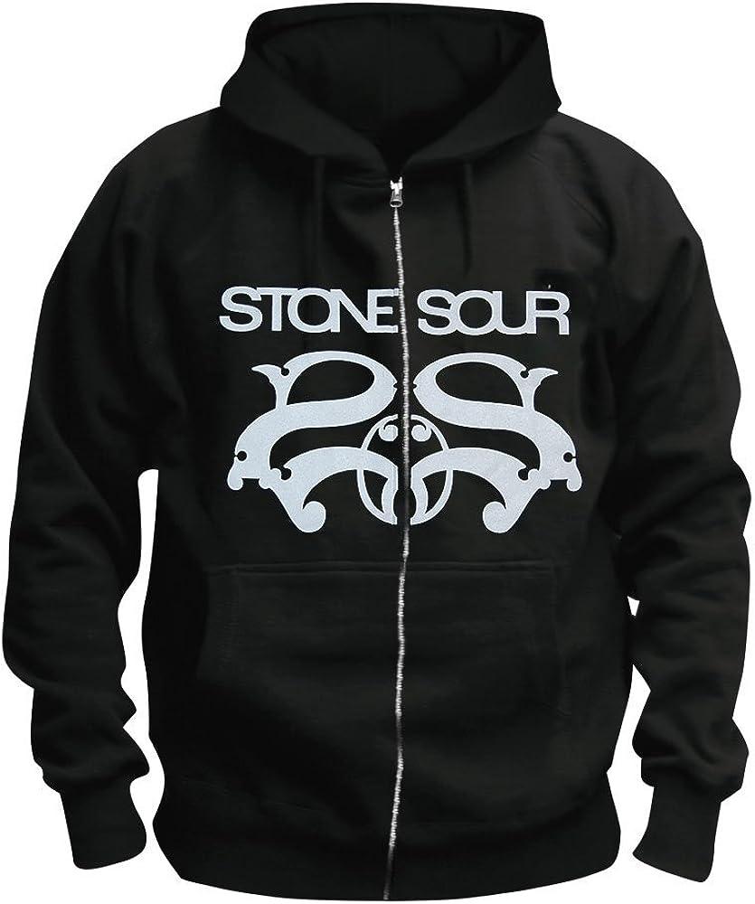 Stone Sour Logo Kapuzenjacke//Zipper