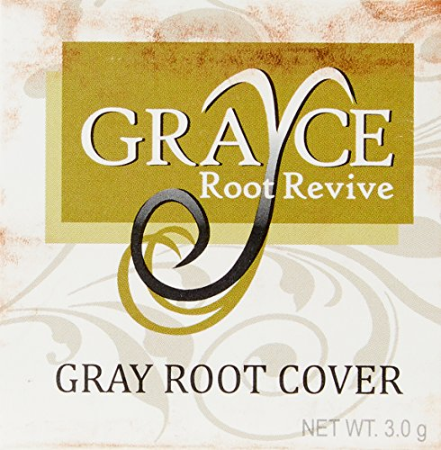 Grayce Root Revive Professional Hair Color, Golden Blonde, 0.12 Ounce
