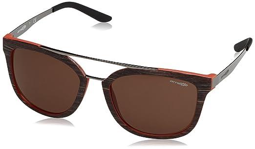 Arnette Juncture, Gafas de Sol Unisex, Brush Mt Brown 243073 ...