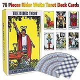 3 otters Tarot Card Deck, Tarocchi Tarotology