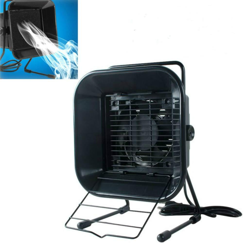 Enshey Solder Smoke Absorber-Adjustable Solder Smoke Absorber Remover Fume Extractor Carbon Filter Quiet Fan For Soldering