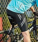 Santic Men's Cycling Shorts Padded Bike Biking