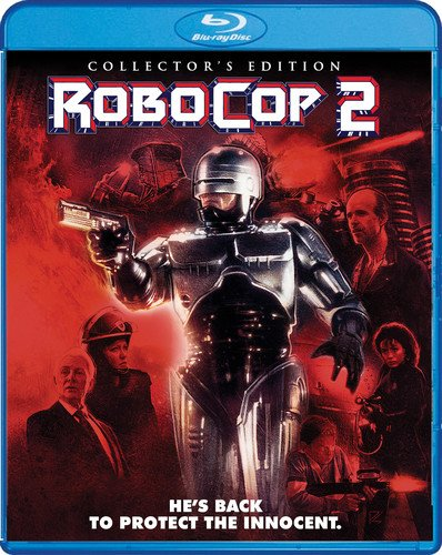 Robocop 2/ [Blu-ray] [Import] B01N6EVO02 Parent