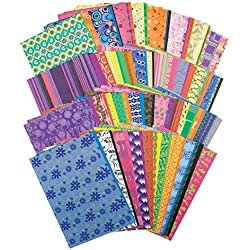 Decorative Hues Paper (Pack of 192)