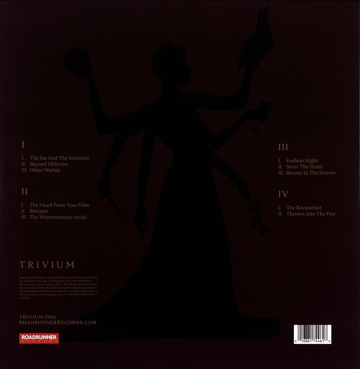 SHOGUN TRIVIUM BAIXAR CD