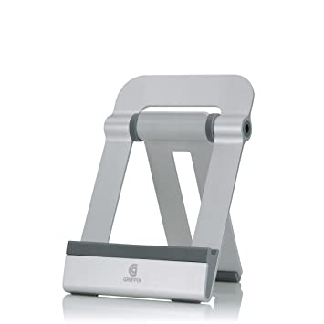 griffin a frame tabletop stand for ipad ipad2 ipad3 and samsung galaxy tablets