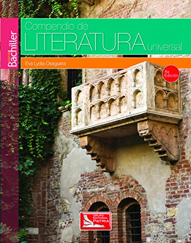 Compendio de literatura universal