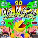 3D Ms. Maze - Tropische Abenteuer
