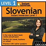 Instant Immersion Level 1 - Slovenian [Download]