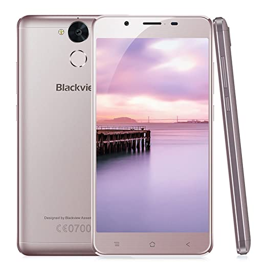 13 opinioni per Blackview P2 Smartphone, 5.5 Pollici FHD IPS Display Android 6.0 4G Telefono