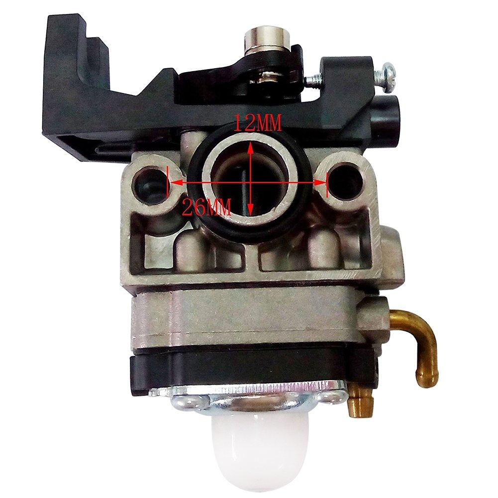 Beehive Filter- Carburador de recambio para motores Honda.: Amazon ...