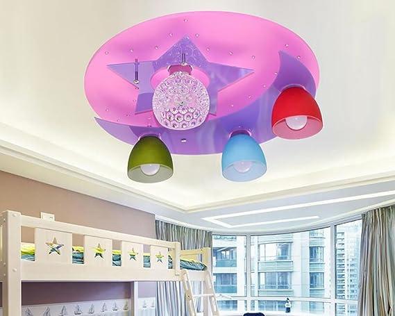 Plafoniere Camera Bambini : Cdbl plafoniera lampada da soffitto della stanza dei bambini