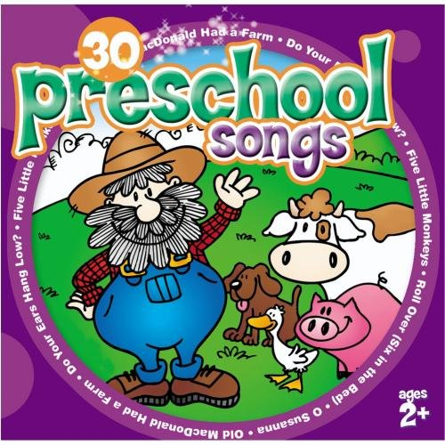 for ages 2+) (Preschool Cd)