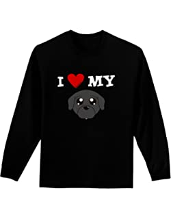 Cute Boxer Dog Infant T-Shirt Dark TooLoud I Heart My