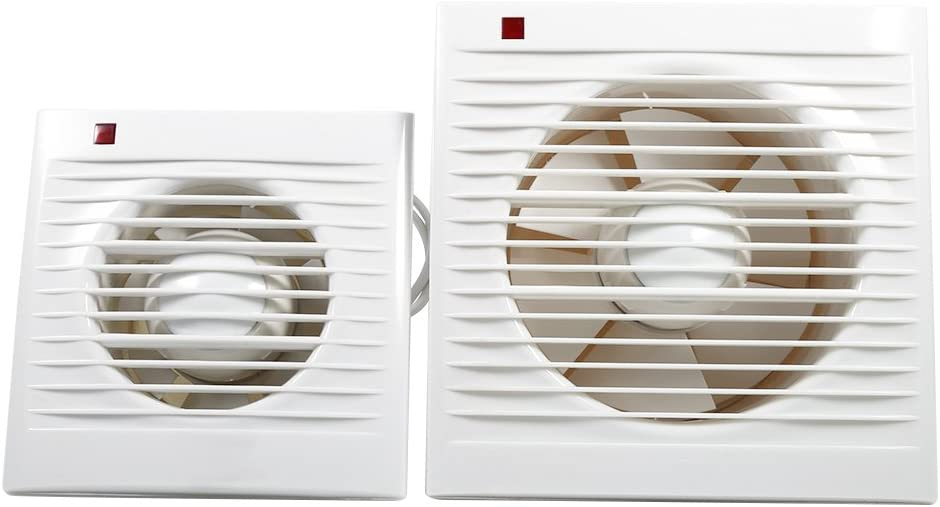 Extractor de escape de ventilación de bajo ruido de 4