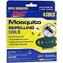 PIC Mosquito Repellent Coils (Box of 10 Coils)