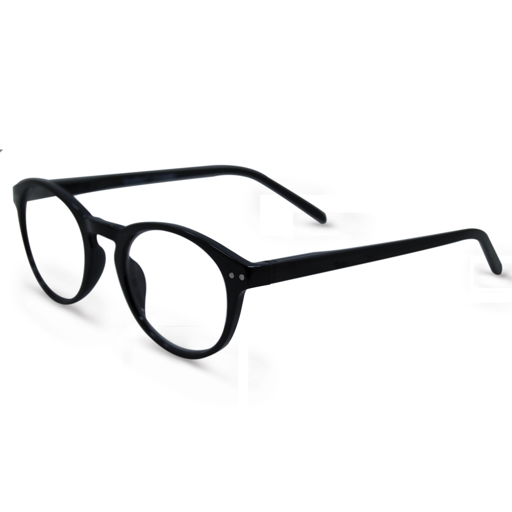 In Style Eyes Optic Vision Progressive BiFocal Glasses/Black 2.50