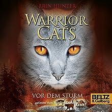 Vor dem Sturm (Warrior Cats 4) Hörbuch von Erin Hunter Gesprochen von: Marlen Diekhoff