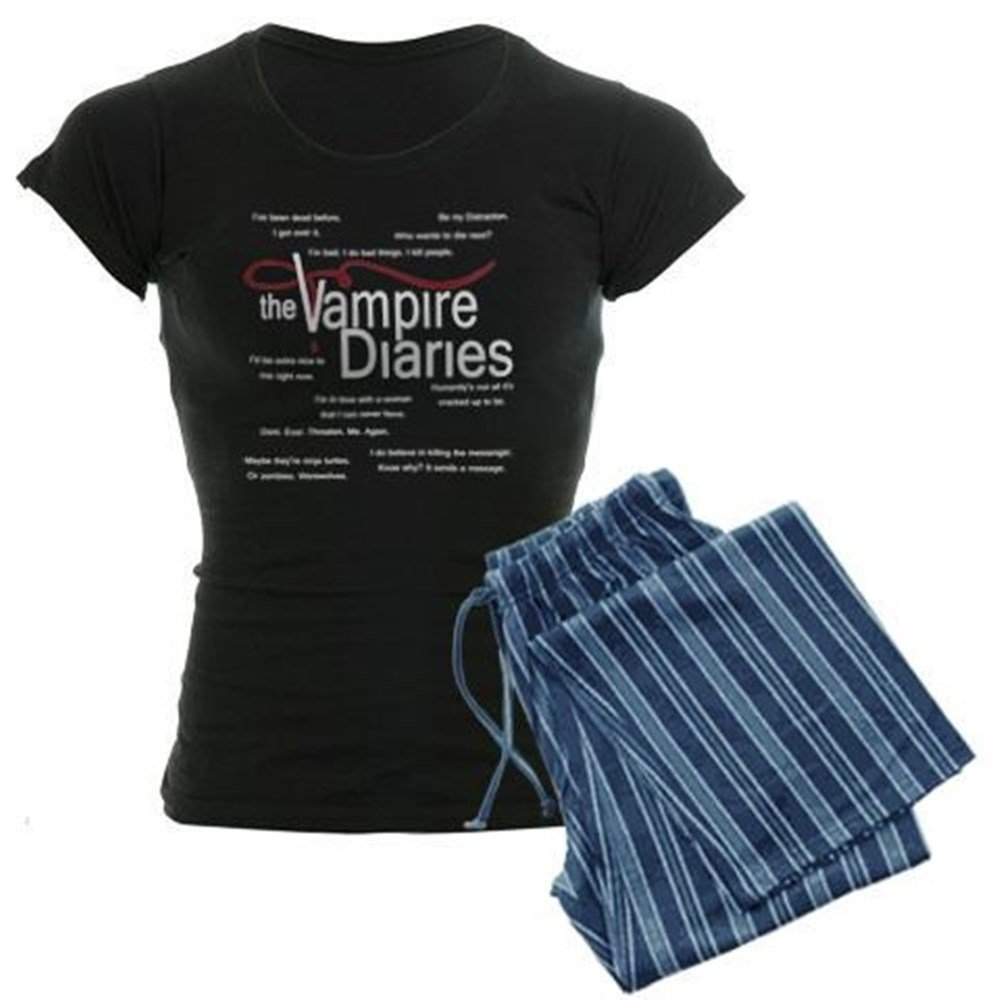 CafePress - Vampire Diaries Quotes - Womens Pajama Set