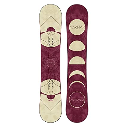 Amazon.com   MARHAR Katana Womens Snowboard - 151cm   Sports   Outdoors 8824c6f9dc